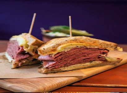 Pastrami Special Sandwich