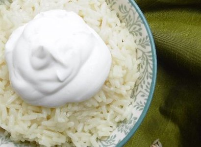 Yogurt and Rice
