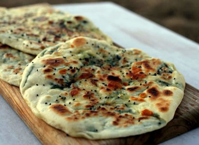 Chicken Kulcha