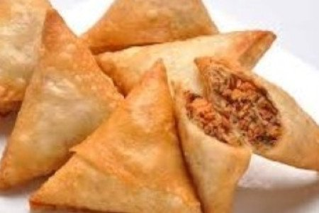 CHICKEN SAMOSA (2 PC.)(NV)