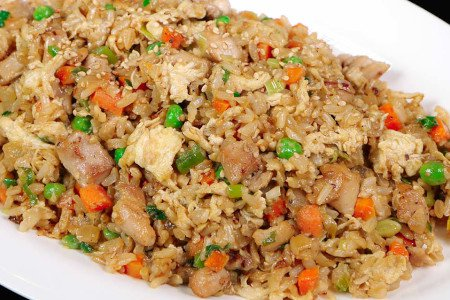 CHICKEN FRIED RICE(NV)