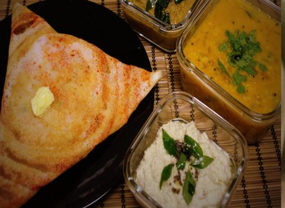 GHEE ROASTED DOSA
