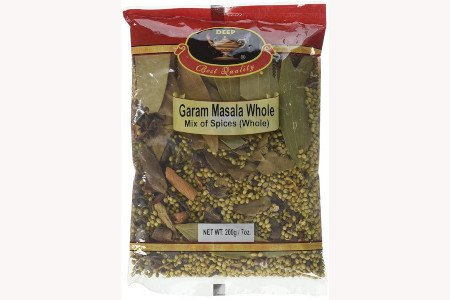 Deep Garam Masala Whole 200g