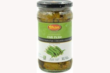 Shan Chilli Pickle 310g