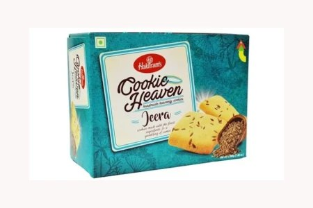 Haldiram Cookie Heaven Jeera 200g