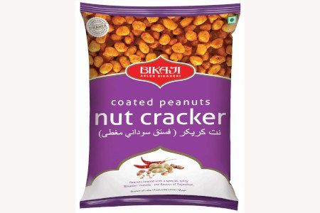 Bikaji Nut  Cracker 200g