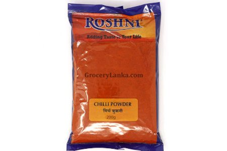ROSHNI CHILII POWDER REGULAR  200g (7oz)