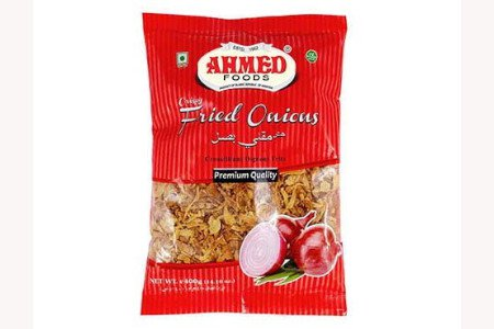 Ahmed Fried Onion 400g