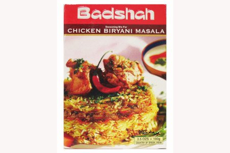 Badshah Chicken Biryani 100 Gm