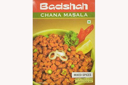 Badshah Chana Masala 100 Gm