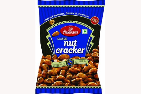 Haldiram Nut Cracker 200g