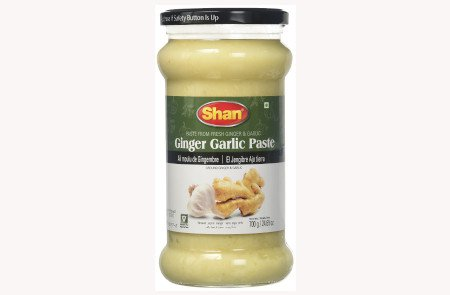 Shan Ginger Garlic Paste 700g
