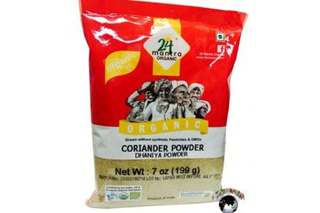 24 Mantra Coriander Powder 7oz
