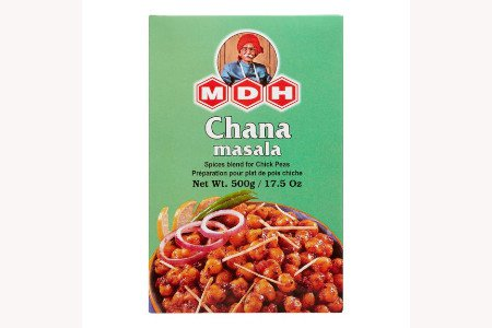 Mdh Chana Masala 500 Gm