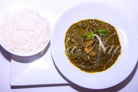 Chicken Saag  (Mild)