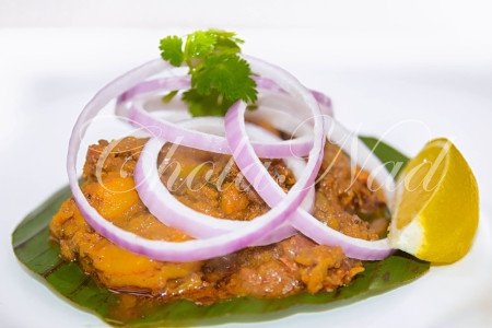 Prawns Chettinad (Hot & Spicy , Gluten Free)