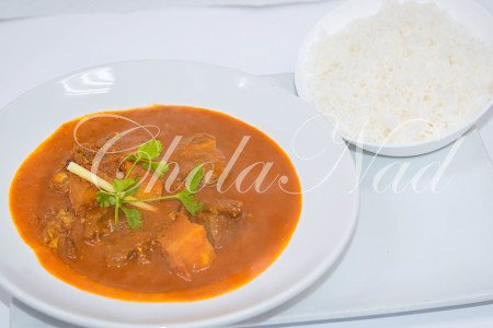 Lamb Vindaloo  (Hot & Spicy)