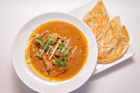 Ethnic Mutton Milagu Curry  (Slightly Gamy , Hot & Spicy)