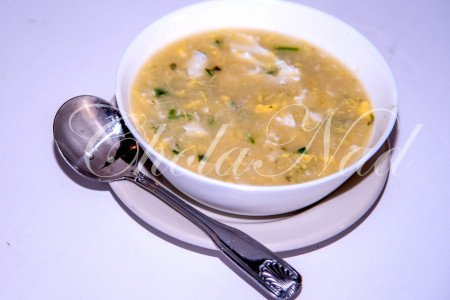 Egg Drop Soup  (Gluten Free)