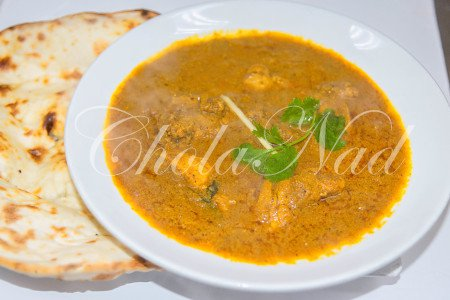 Chettinad Chicken Curry  (Spicy)