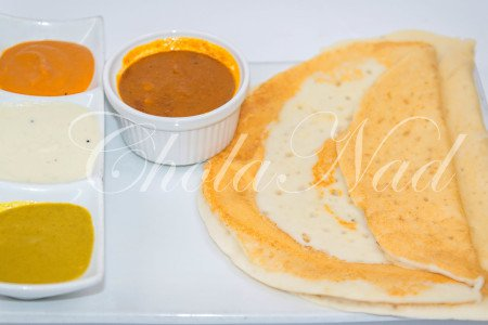 KAL or Set Dosa  (Gluten Free , Vegetarian)