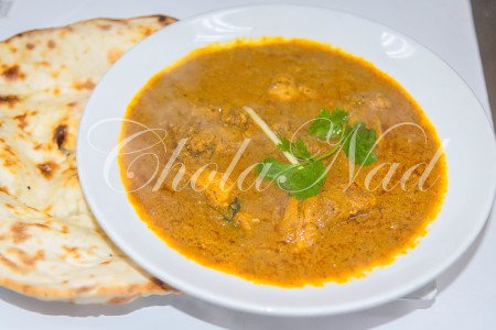 Chettinad Chicken Curry  (Hot & Spicy)