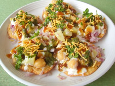 Aloo Chat Papri